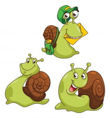 Green Snails