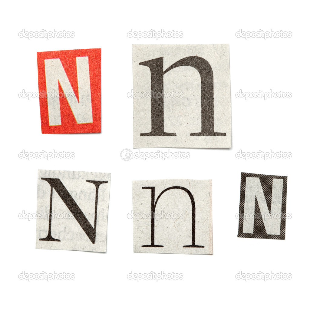 Newspaper letters stock photo michaeljayfoto 21801527 set of letters cut out from different news papers and magazines as design elements photo by michaeljayfoto spiritdancerdesigns Choice Image
