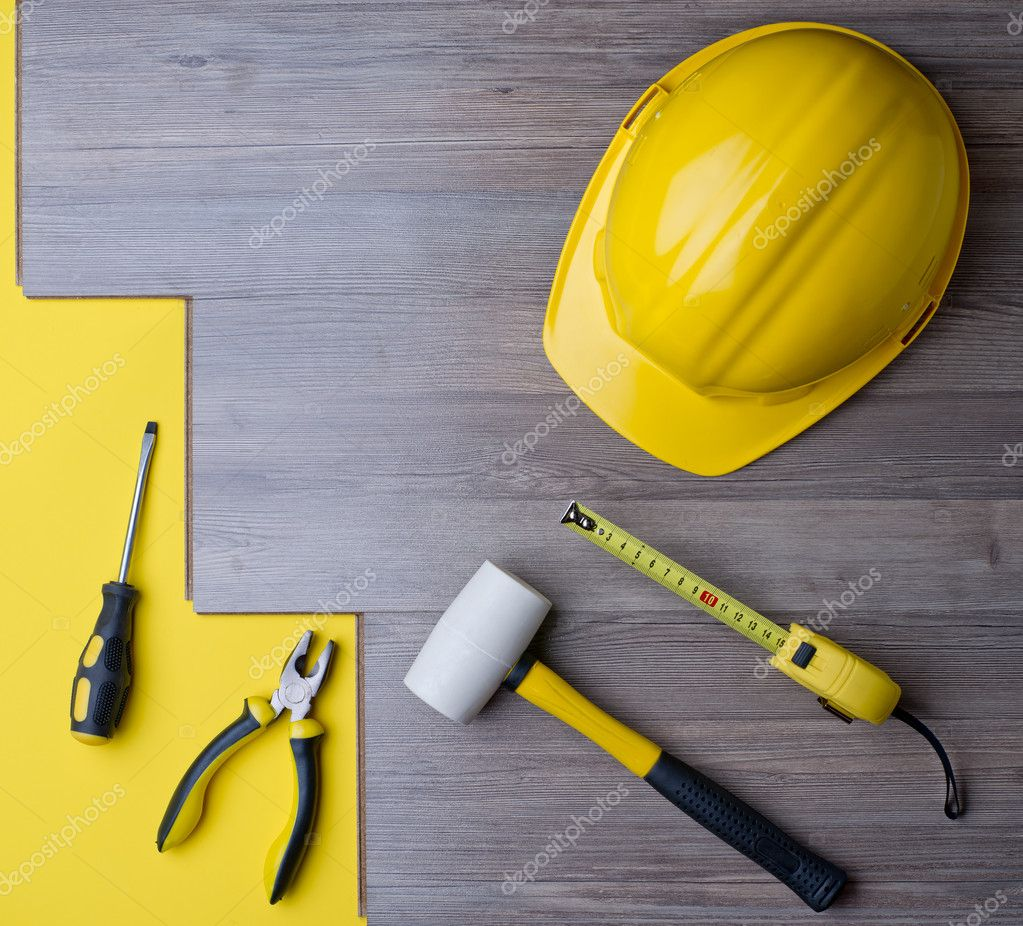 laminate and tools
