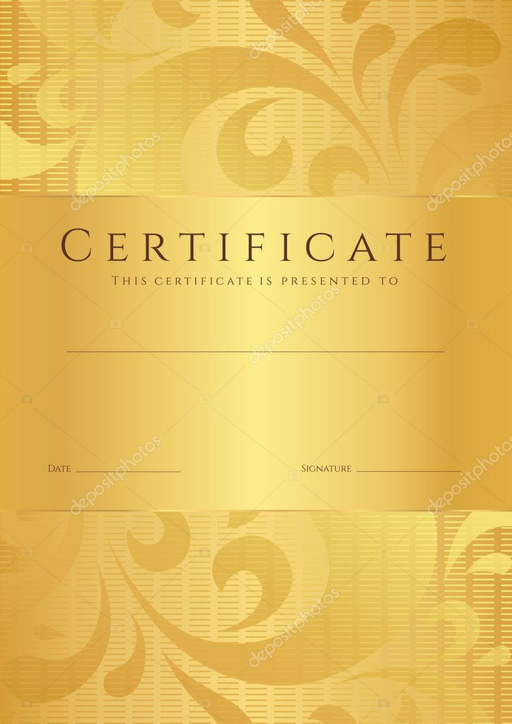 Certificate of completion template or sample background with also useful for degree certificate business education courses certificate of achievement competitions certificate of authenticity yelopaper Images