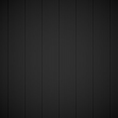 Vector background of black stripy, striped texture (stripe pattern, vertical lines). Dark fluted paper, wallpapers. Abstract backdrop