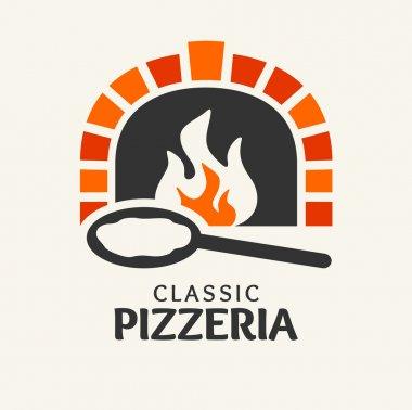 Classic Pizzeria logotype