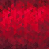 Fotografie geometrické pozadí abstraktní červená