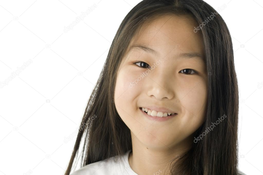 girls Asian american
