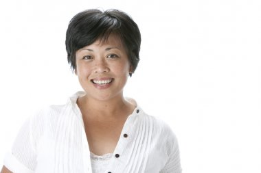 Image of asian middle aged adult woman