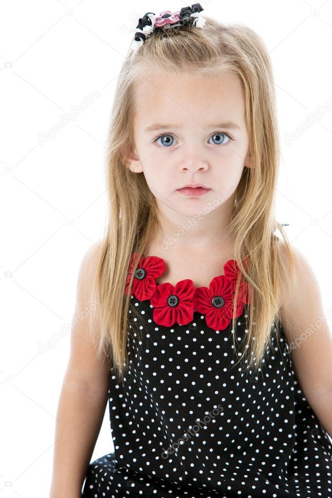 Kleine Mädchen