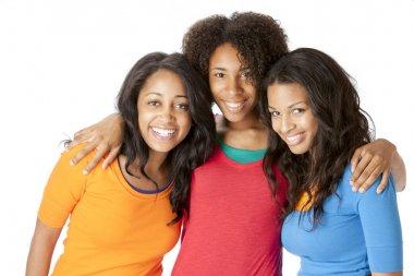 Black teenage girls