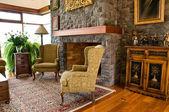 Fényképek Interior design sorozat: klasszikus nappali