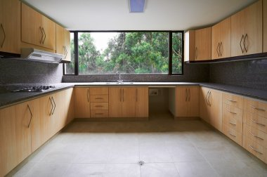 Big new kitchen