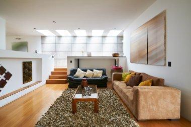 Interior design: Elegant Living room