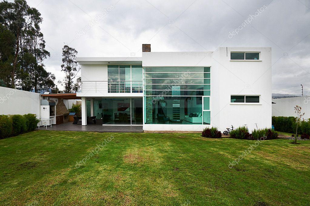 Grande Maison Moderne Photographie Scornejor C 19406951