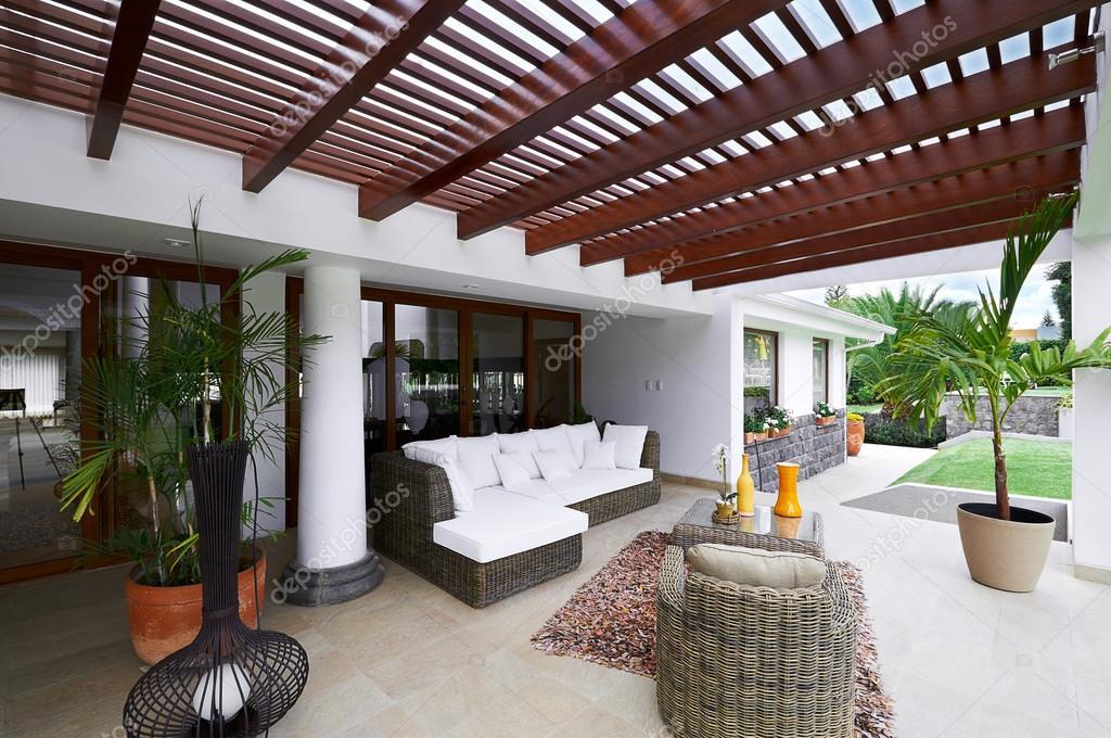 Interior design series: Exterior Modern living room