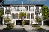 Fotografie Luxurious big beautiful house