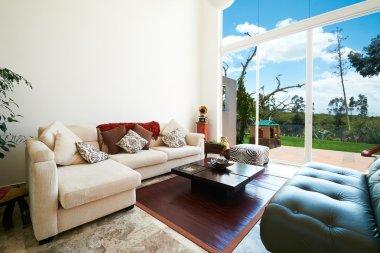 Interior design serires: Modern living room