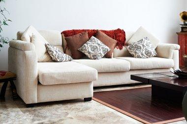 Interior design serires: living room
