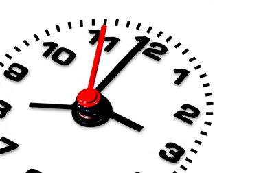 isolated clock