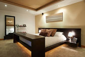 Photo Interior design: Big modern Bedroom
