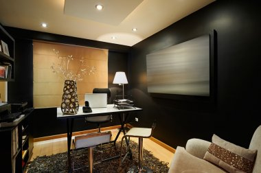 Interior design: Moder studio office