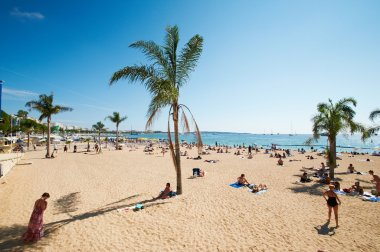 Barcelona Beach, Spain