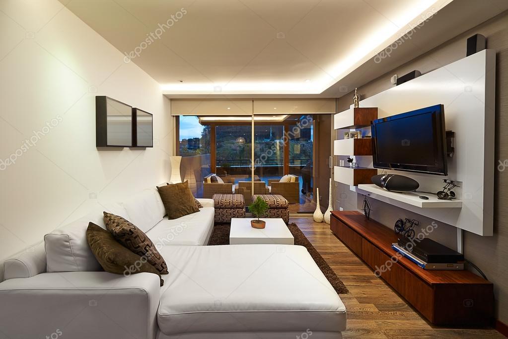 Sala de estar dise o interior dise o de interiores sala for Interiores de salas modernas