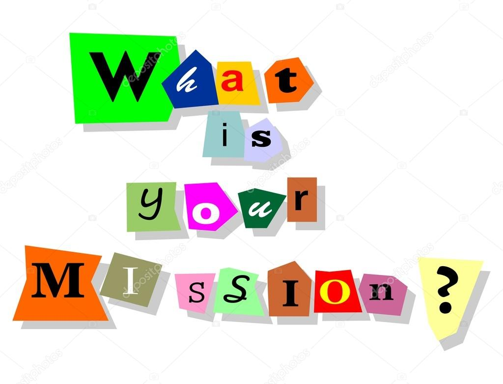 What is your mission stock vector photoestelar 19074029 what is your mission question text collage with isolated words in paper cuts vector by photoestelar buycottarizona
