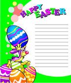 Fotografie Happy Easter Rabbit