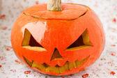 Halloween pumpkin Jack OLantern