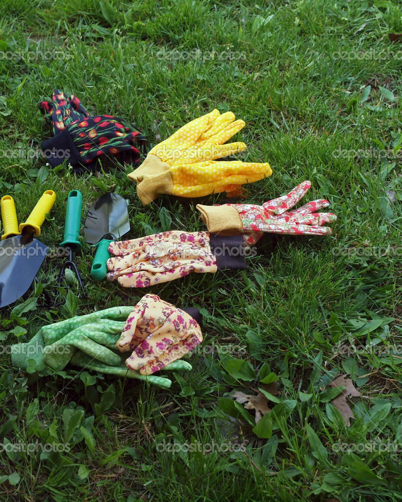 Gardening Gear U2014 Stock Photo