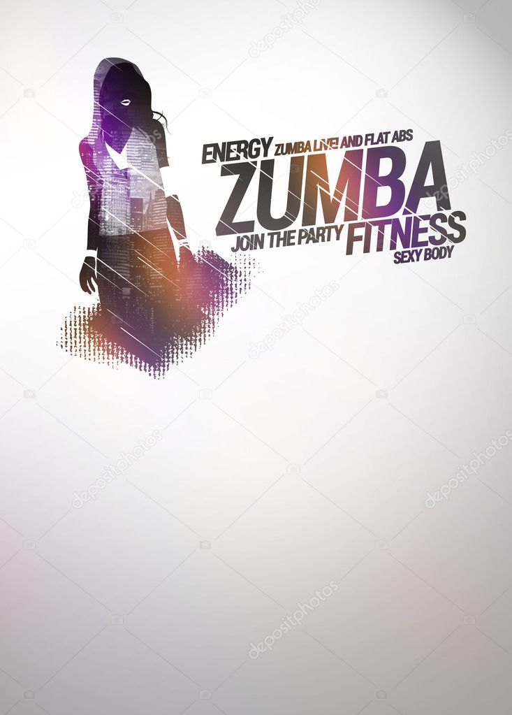 Zumba party or dance training background stock photo istonehun zumba party or dance training invitation advert background with empty space photo by istonehun stopboris Image collections