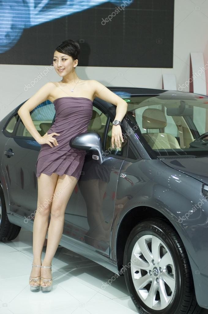 Opinion you asian car show models think