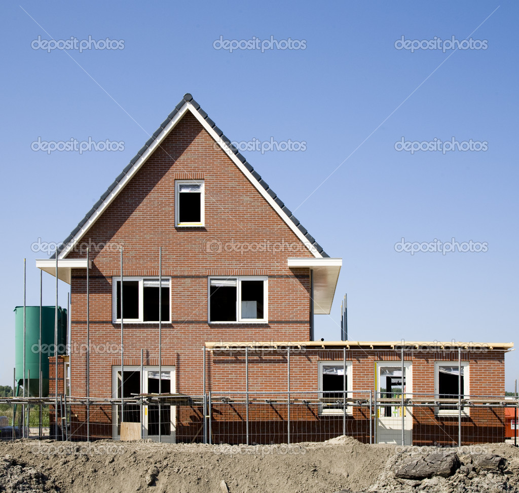 Construction site homeruskwartier in almere the for Home construction websites