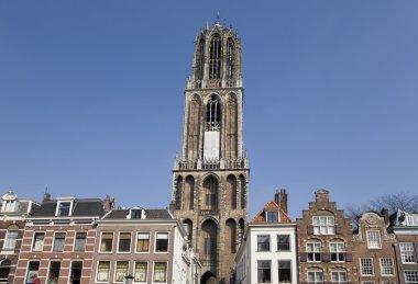 Dom church of Utrecht, the Netherlands