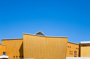 The Berliner Philharmonie