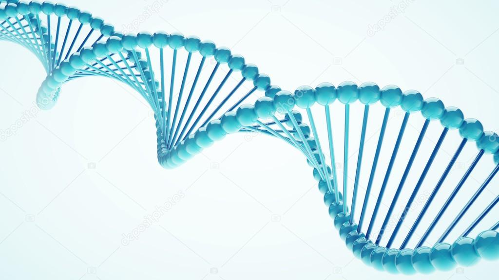 DNA Close-up
