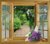 otevřít okno