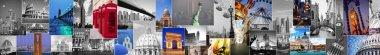 London landmarks and symbols