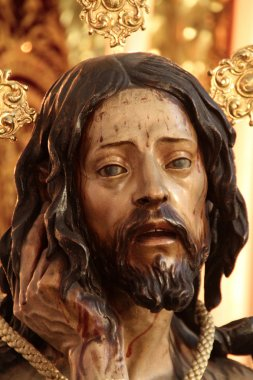 Cristo de la Humildad y Paciencia, Cádiz