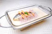 Fotografie Čína vynikající jídlo – ryby