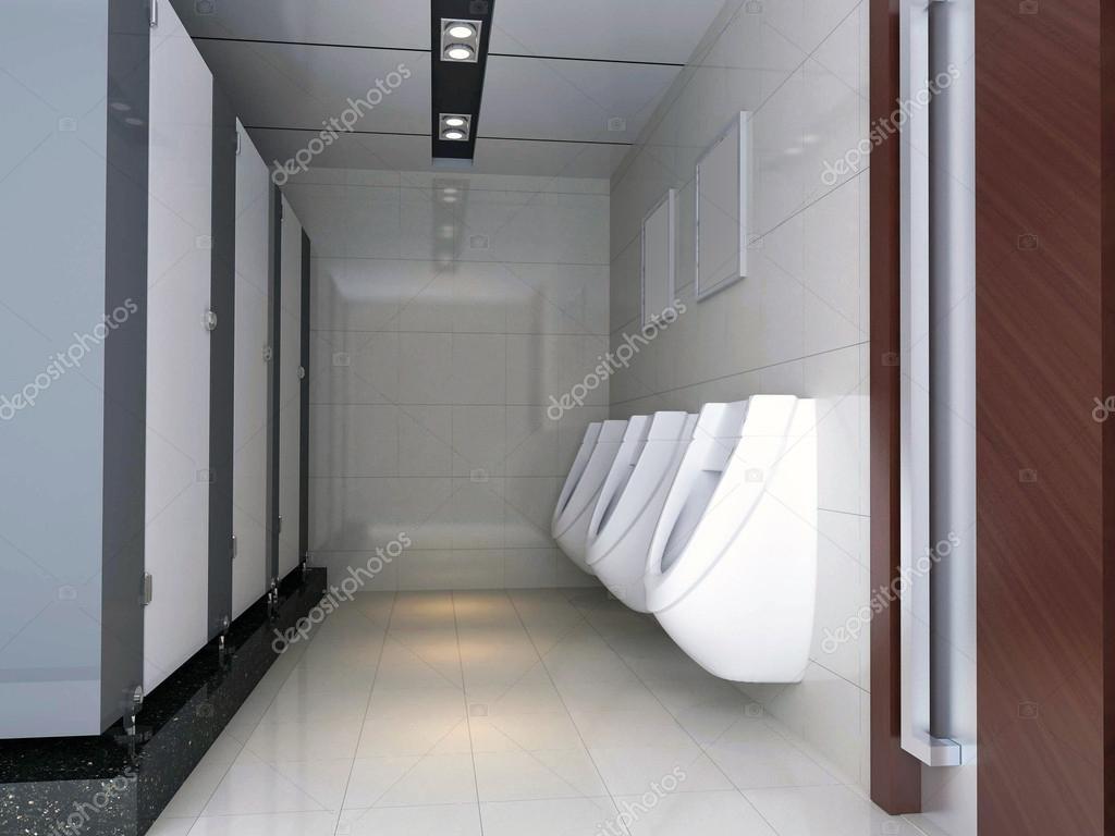 Meuble Salle De Bain Ebeniste ~ 3d Salle De Bains Public Photographie Wxin67 20035183