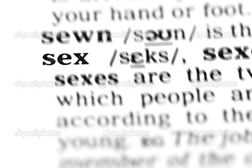 Словарь сексуальных девиаций мне