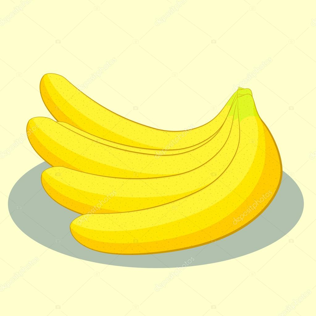 Rich bananas