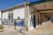 železniční stanice v oblasti douro