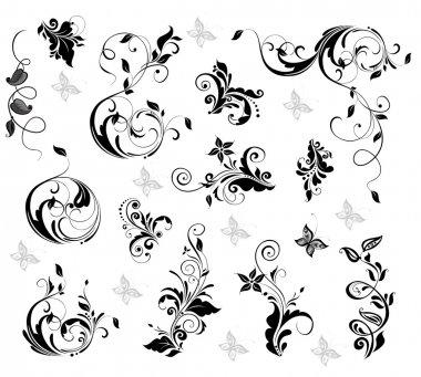 Elegant floral design