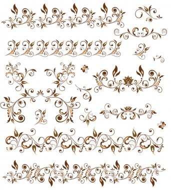 Decorative borders for design