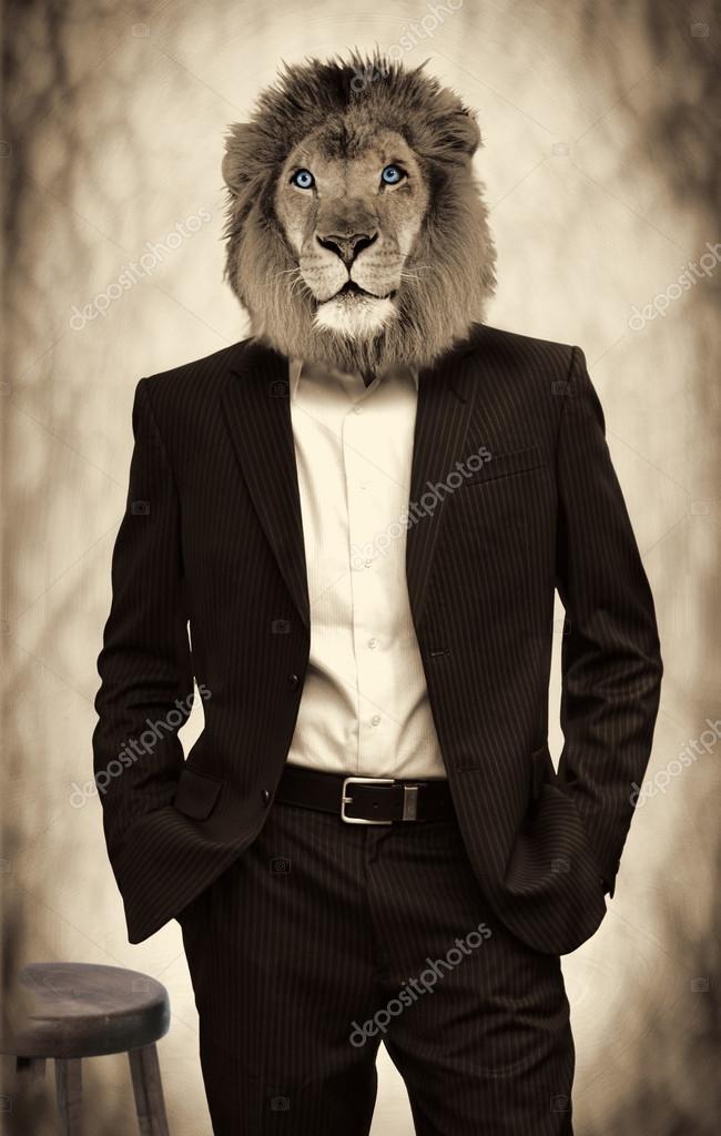 картинки человека с головой льва приводит капризности