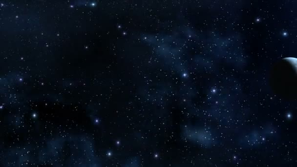 csillagos ég és a planet