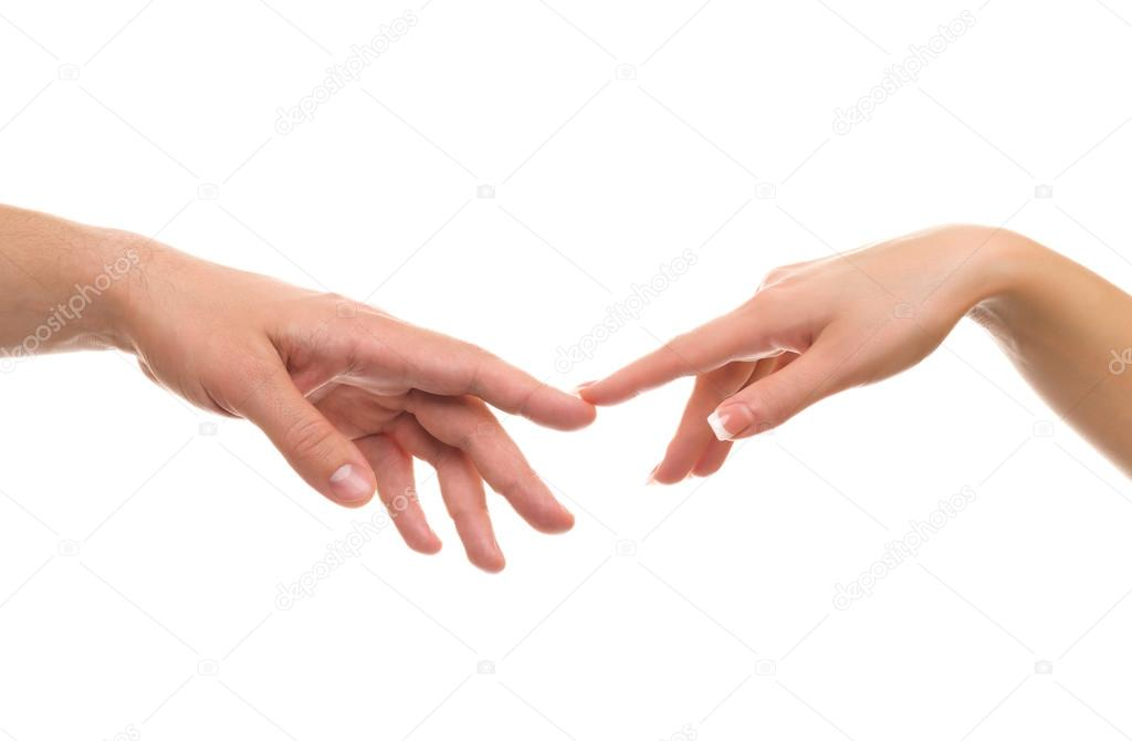The Touch of a Womans Hand