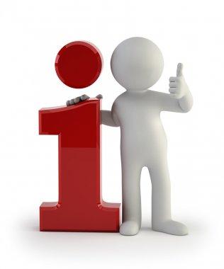 3d small - info icon
