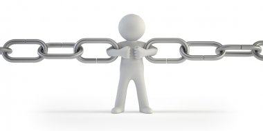 3d small - chain link