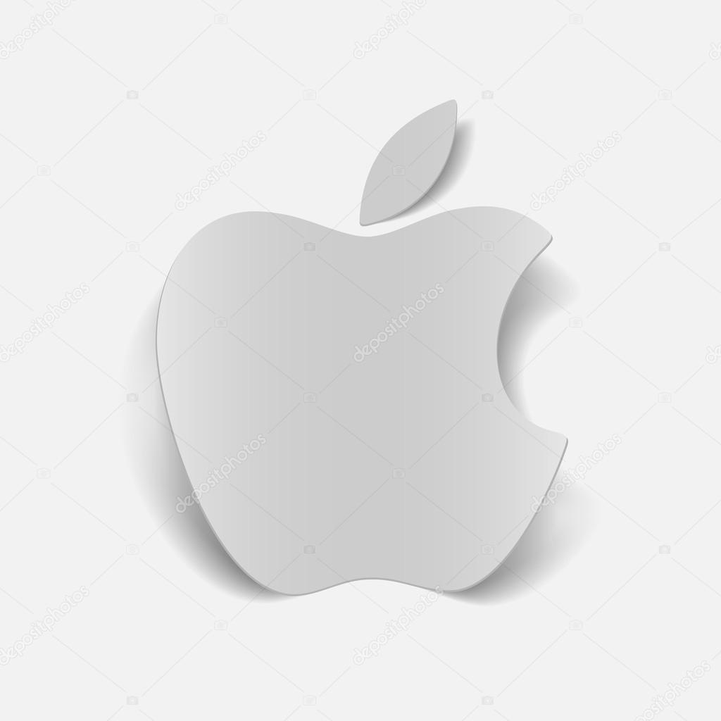 apple logo stock vectors, royalty free apple logo illustrations